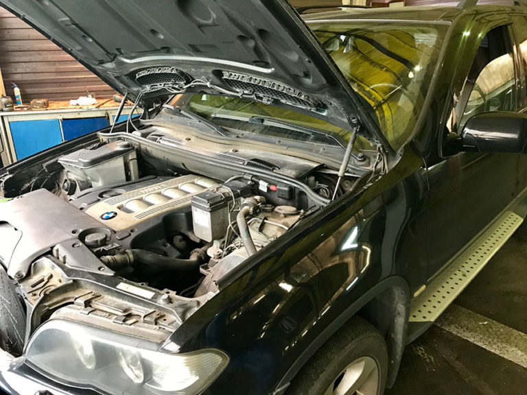 Диагностика двигателя - фото 1