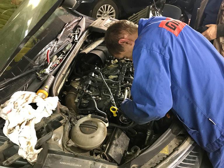 Диагностика двигателя - фото 2