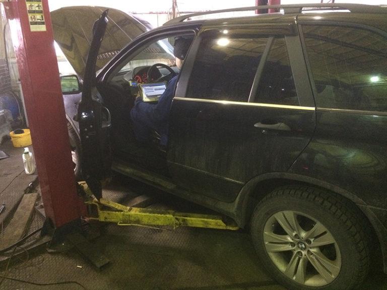 Диагностика автомобиля - фото 5