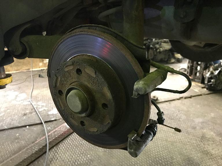 Ремонт тормозной системы - фото 2