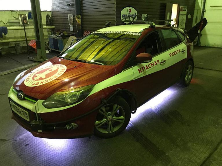 Предпродажная подготовка автомобиля - фото 2