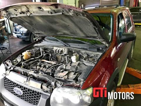 Ремонт и обслуживание Форд в СПб