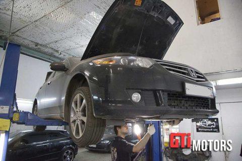 Ремонт и обслуживание Хонда в СПб