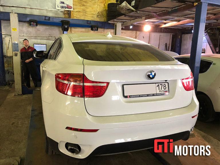 Ремонт BMW - фото 4
