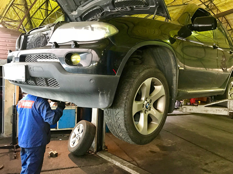 Диагностика автомобиля - фото 1