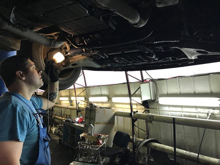 Диагностика автомобиля - фото 4