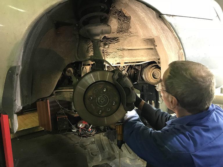 Ремонт тормозной системы - фото 3