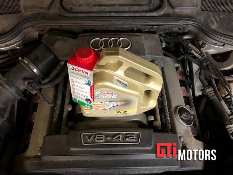 Замена масла в двигателе - фото 2