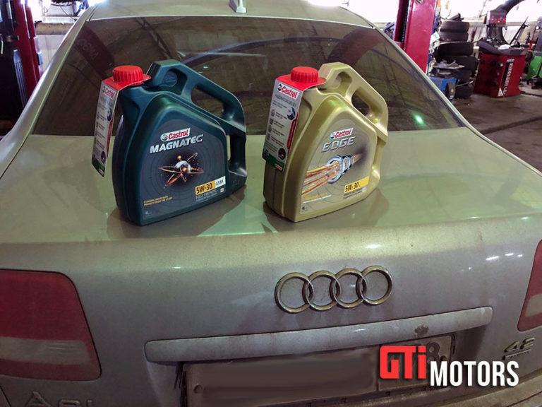Замена масла в двигателе - фото 3