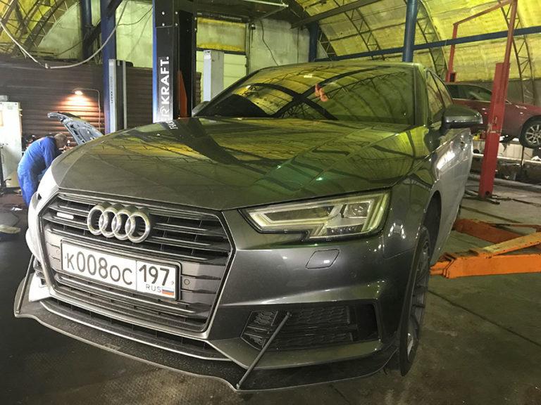 Предпродажная подготовка автомобиля - фото 4