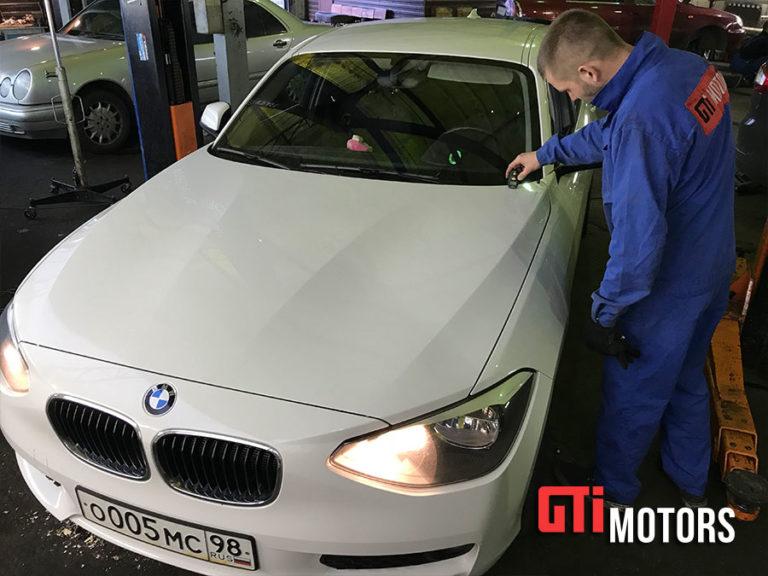 Ремонт BMW - фото 1