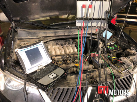 Диагностика аккумулятора автомобиля в СПб